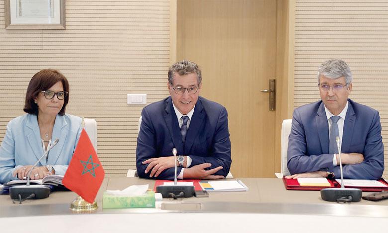 Le Maroc et le Royaume-Uni  renforcent leur coopération