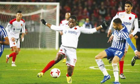 Le Wydad vise la victoire face à l'IR  Tanger pour se rapprocher du titre