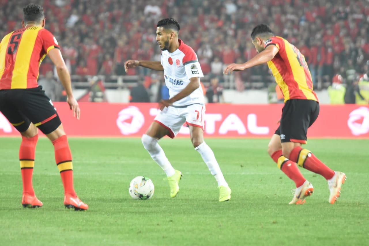Fousseny Coulibaly donne l'avantage à l'ES Tunis