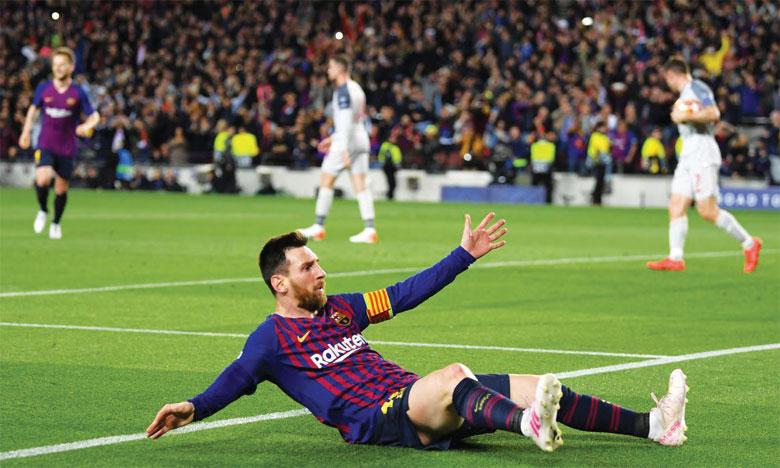 Le Barça corrige Liverpool  au Camp Nou et tue presque  le suspense