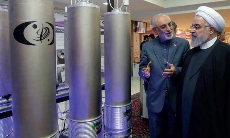 L'Iran suspend certains de ses engagements de l'accord de 2015