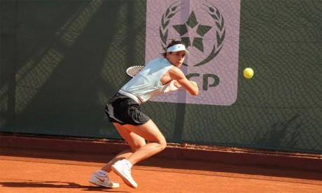 Alison Van Uytvanck et Ajla Tomljanović tiennent leur rang