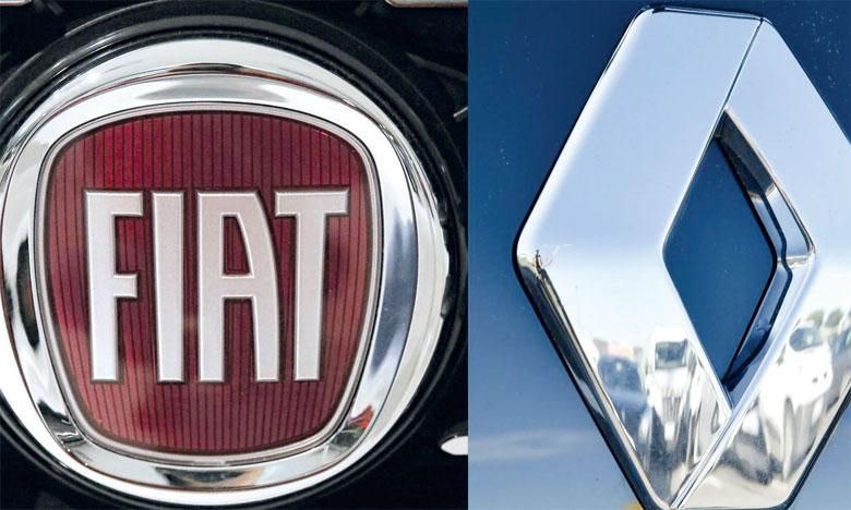 Le mariage Renault/Fiat Chrysler donnerait naissance au 3e groupe mondial