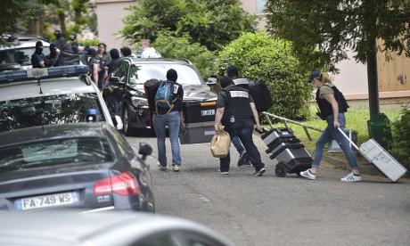 Explosion à Lyon : trois membres de la famille du suspect principal interpellés