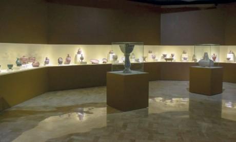 Musée de la céramique à Safi