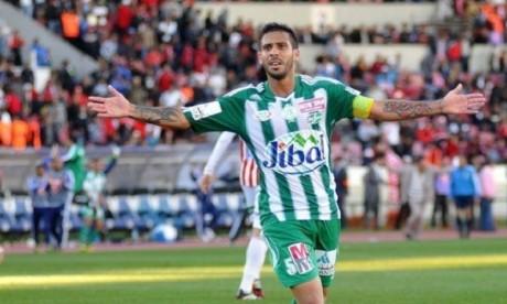 Mouhcine Metouali de retour chez les Verts