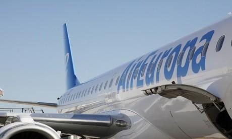 Air Europa inaugure sa nouvelle liaison Madrid-Casablanca