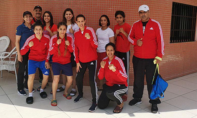 La sélection nationale féminine participera au tournoi international, prévu du 13 au 18 mai au Gabon
