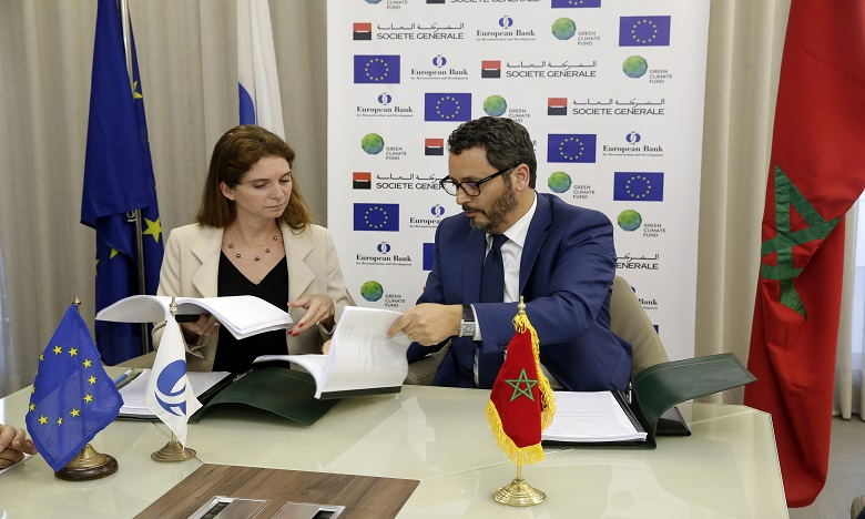 Société Générale Maroc et la BERD renforcent leur soutien aux PME
