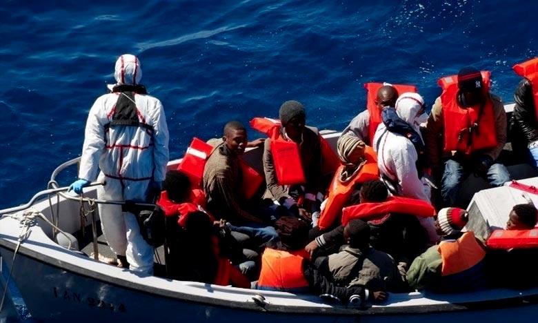 Le suspect a été placé en garde à vue à la disposition de l'enquête, tandis que les candidats à l'immigration clandestine ont été renvoyés au service de police chargé des étrangers à Tanger. Ph. DR