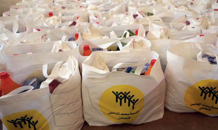 L'opération cible 2.059 familles démunies issues du milieu urbain et 3.541 ménages du milieu rural