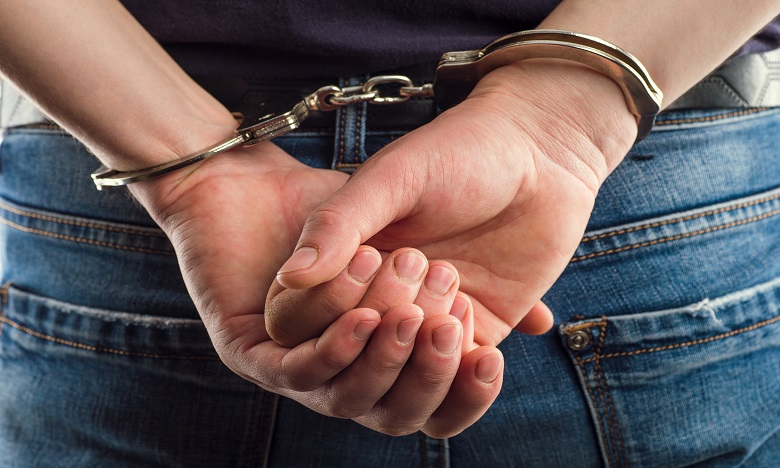 Le mis en cause a été placé en garde à vue à la disposition du parquet pour être déféré devant les autorités compétentes chargées des affaires d'extradition. Ph : DR