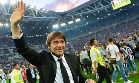 Antonio Conte confirmé sur le banc de l'Inter Milan