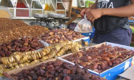 Réunion autour de la situation des marchés  au cours du mois du Ramadan