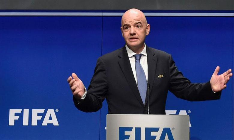 Le Qatar n'accueillera que 32 sélections en 2022