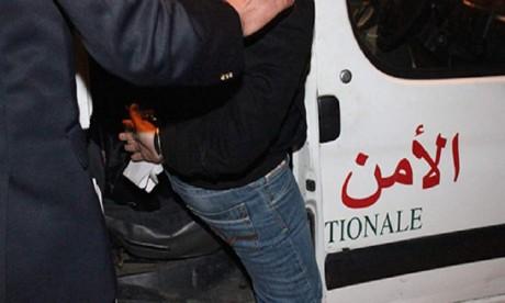 Arrestation d'un citoyen danois faisant l'objet d'un avis de recherche international