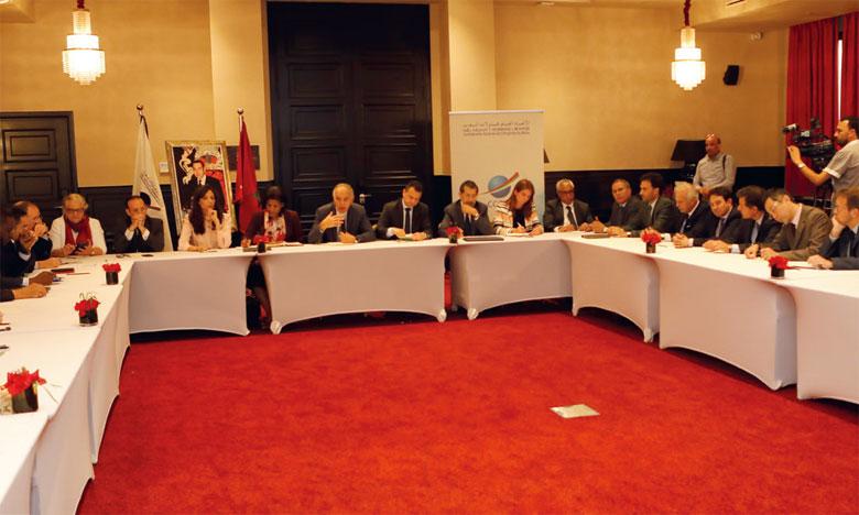 Projet de plateforme collaborative  pour le développement des entreprises
