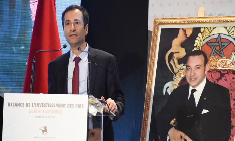 Le Forum «Relance de l'investissement des PME, des attentes aux solutions» a fait salle comble à Casablanca. Ph. Seddik