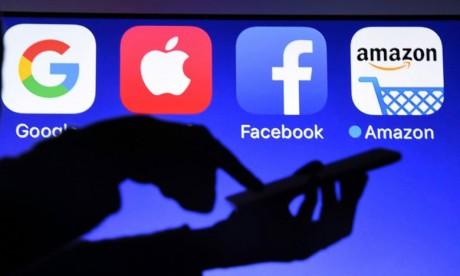 Feu vert du Sénat  pour taxer les géants du numérique