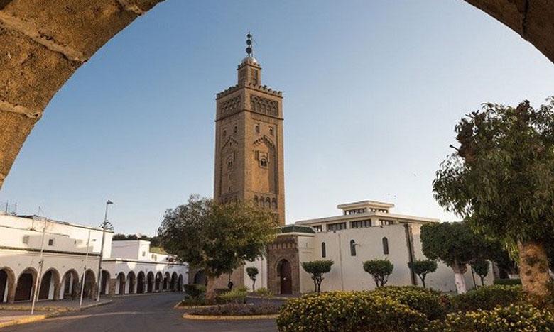 L'une des principales caractéristiques de la mosquée Al-Mohammadi demeure son emplacement au cœur du célèbre quartier des Habous.