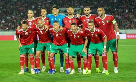 Les Lions affronteront la Gambie et la Zambie avant de s'envoler pour l'Egypte