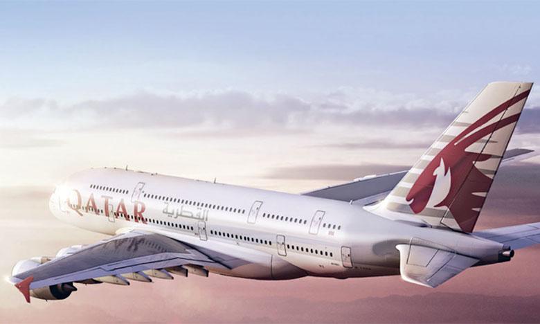 Qatar Airways se renforce au Maroc