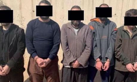 Série de condamnations  à mort de Français de Daech