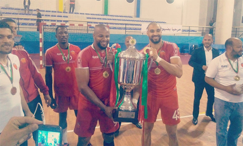 Le Widad Smara sacré champion du Maroc