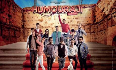 Humouraji ouvre la 9e édition
