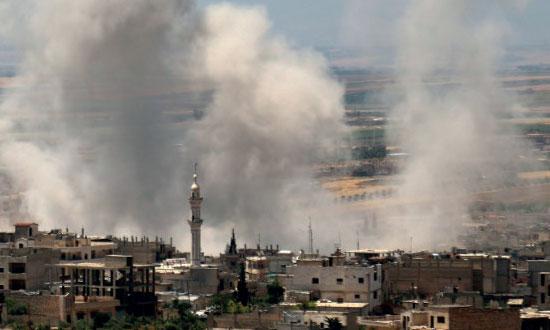 Trois millions de civils pris au piège des récents  combats à Idlib