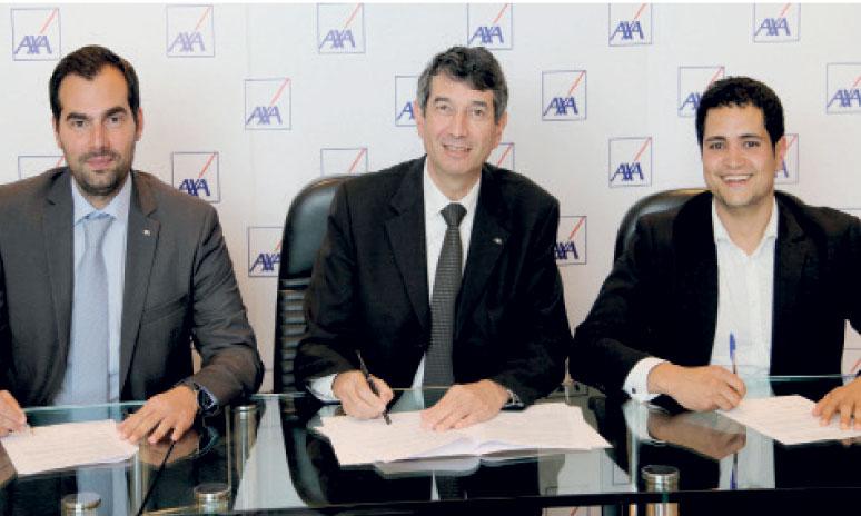 Axa Assurance Maroc et Kifal Auto s'engagent dans  la simplification et la sécurisation des transactions automobiles.