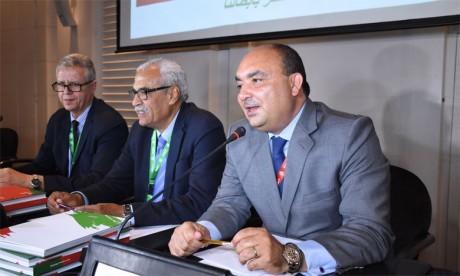 Moncef Belkhyat reconduit pour un nouveau mandat