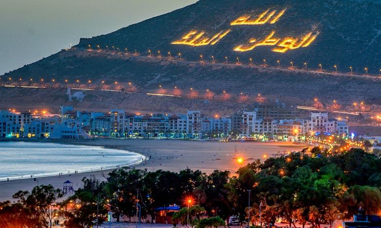 Agadir: Le nombre de nuitées touristiques franchit le cap d'un million à fin mars