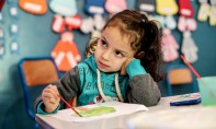 Dans la préfecture de Meknès, qui compte actuellement 84 unités d'une capacité d'accueil de 2.906 élèves, quelque 76% des enfants âgés entre 4 et 5 ans issus du monde rural ne bénéficient pas de l'enseignement préscolaire. Ph : MAP
