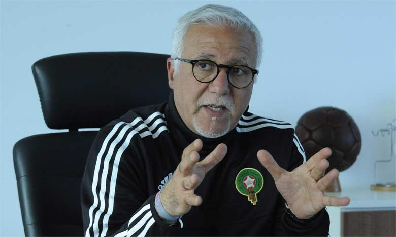 """«Le cabinet d'audit """"Double pass"""" n'a pas audité l'ensemble de la Direction technique nationale,  mais uniquement les équipes nationales de jeunes»"""