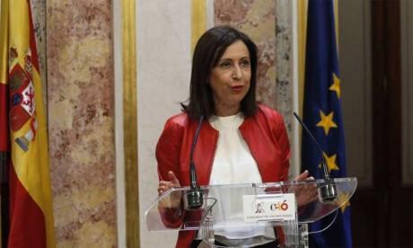 La ministre espagnole de la Défense : «Nous avons pleinement confiance en la collaboration avec le Maroc»