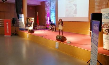 Mehdi Oudghiri remporte le «Meilleur  orateur» 2019