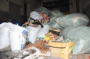 Saisie et destruction de plus de 44 tonnes de produits alimentaires impropres à la consommation