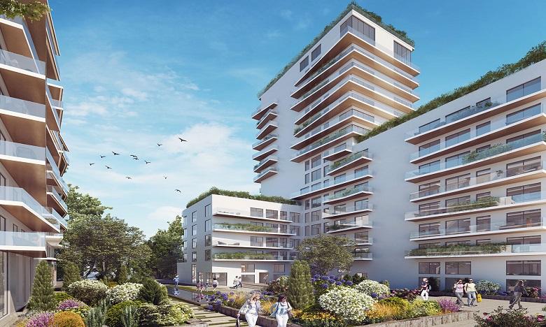 """""""Zenata Tower"""" prête à accueillir ses premiers résidents"""