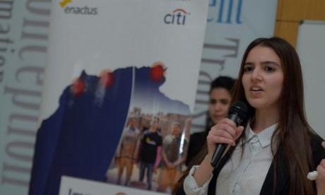 «Impact@Work» : La Fondation Citi et Enactus lancent la phase II