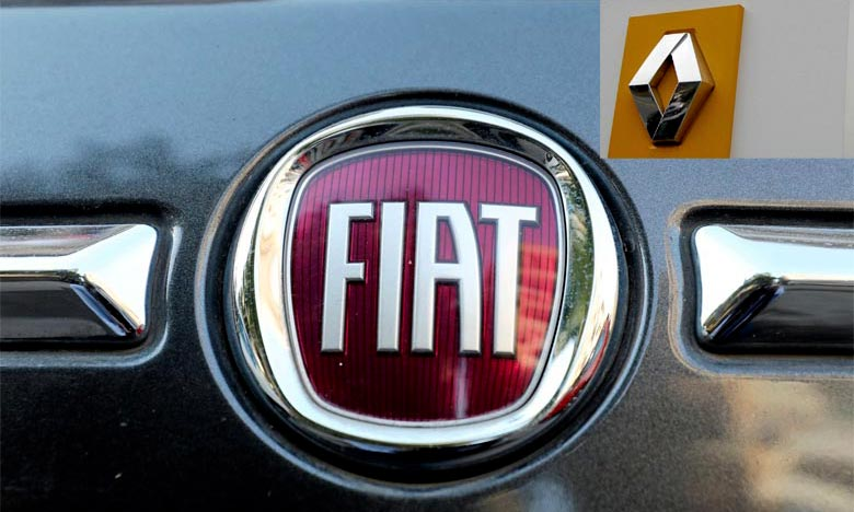 Automobile: Projet de fusion entre Renault et Fiat Chrysler