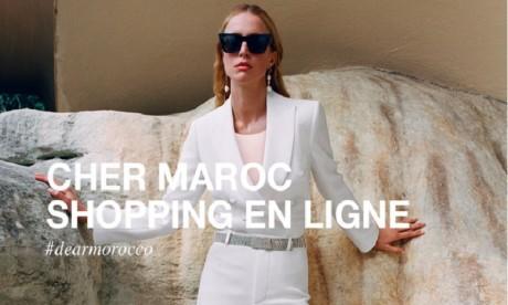 Zara lance sa boutique en ligne au Maroc