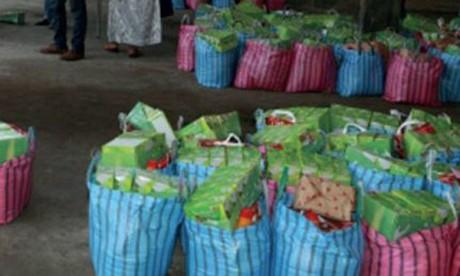 Plus de 12.000 personnes bénéficient de l'opération «Ramadan 1440»