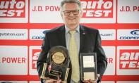 Opel Insignia en tête dans l'enquête J.D. Power