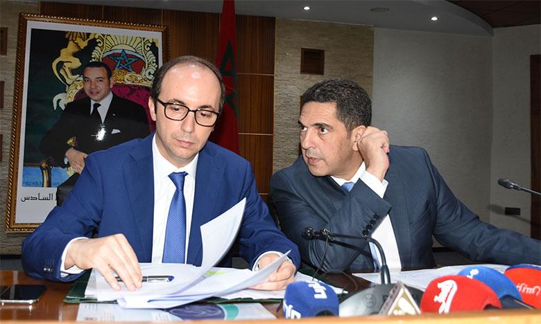 Saïd Amzazi et Anas Doukkali font la proposition de la dernière chance