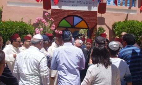 La communauté juive marocaine réaffirme son attachement indéfectible au Maroc et sa mobilisation constante derrière Sa Majesté le Roi Mohammed VI