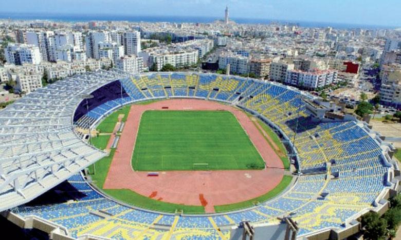 Le complexe sportif Mohammed V sera réouvert le 19 mai