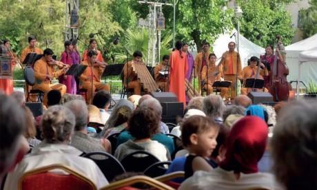 De grandes célébrités du monde musical pour un dialogue civilisationnel ancré dans la tradition de la cité