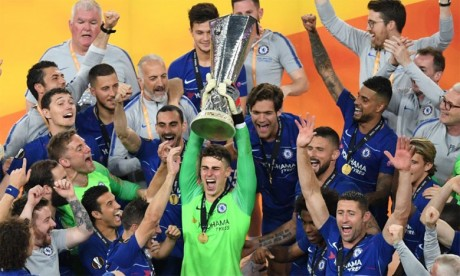 Chelsea chasse le Blues en battant Arsenal en finale
