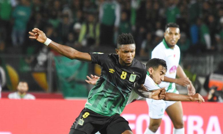 Fabrice Ngoma s'engage pour 3 ans avec le Raja